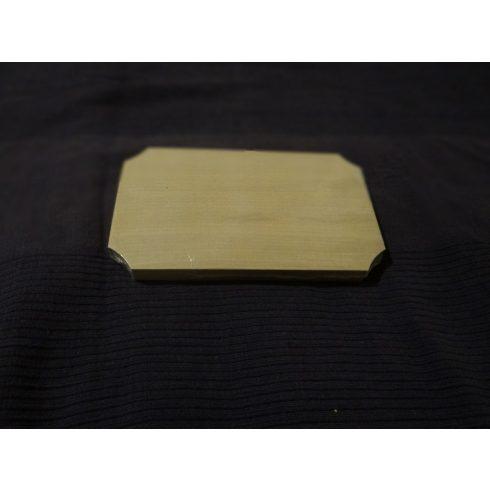 Fa vágódeszka (24 x 15 cm)