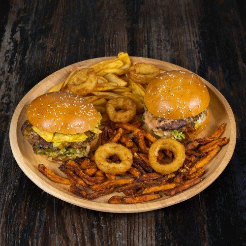Pizzás fatál normál (30 cm)
