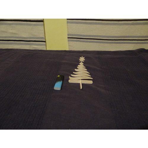 Karácsonyfadísz asztalra